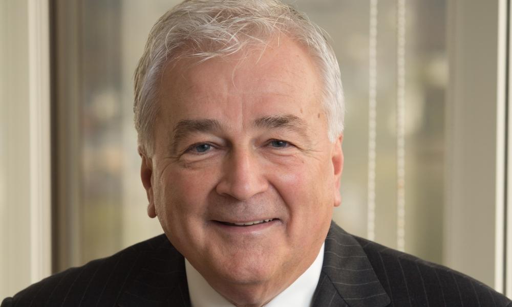 Terry Hutchinson, QC