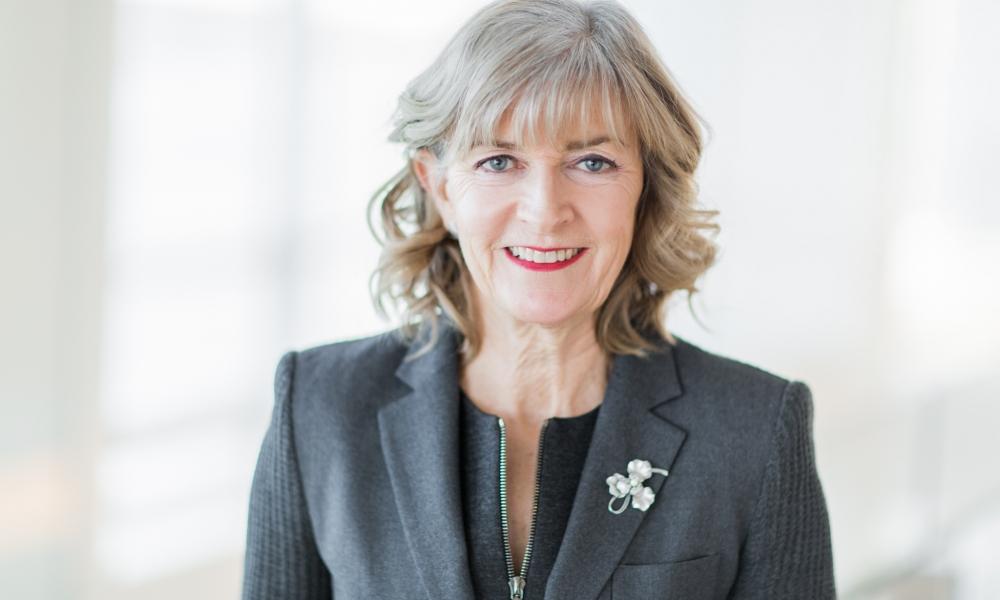 Wendy Johnston, QC