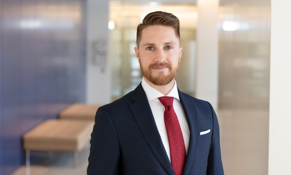 Justin LeBlanc Lawyer St John NB