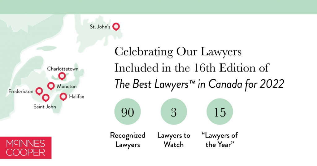 The Best Lawyers™ in Canada 2022